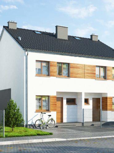 Wizualizacje domów GreenBud
