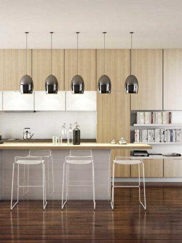 Aranżacje przestrzeni kuchennych